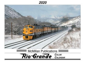 2020 Rio Grande Color Calendar by McMillan Publications